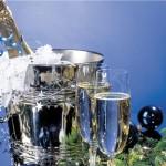 Как правильно подать шампанское
