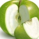 Яблоки сжигают лишний жир