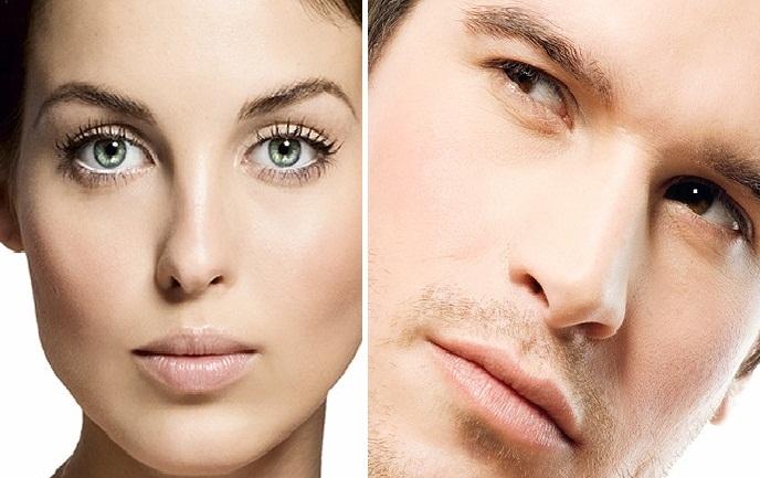 Как определить комбинированную кожу