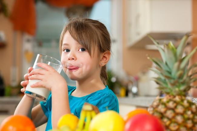 Детские витамины в виде фруктов