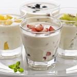 Йогурт остановит язву желудка