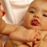 Если новорожденный не берет грудь
