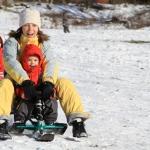 Игры с ребенком: зимние забавы: