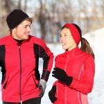 Пробежка зимой: как одеться, чтобы не заболеть