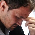 Стресс - причина мужского бесплодия (видео)
