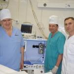 В Украине прошла первая операция с использованием новейшей ксеноновой анестезии