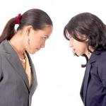 Причины женского соперничества