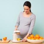 Гастрономические запреты для беременной