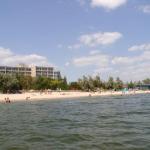 Санаторий «Бердянск»: лечите легкие на берегу Азовского моря