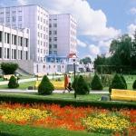 Санаторий «Медицинский центр реабилитации железнодорожников», Хмельник