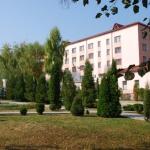 «Радуга», Волочиск: бальнеологический курорт для лечения ЖКТ