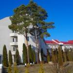 Санаторий «Червона калина», Жобрин: заповедная зона здоровья