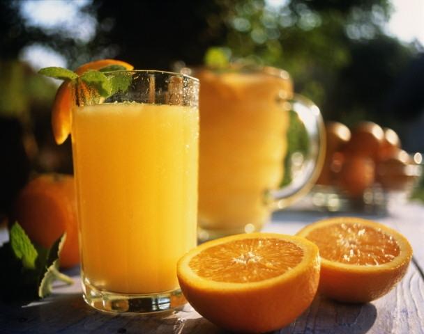 Оранжевый цвет как лекарство