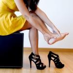 Высокие каблуки провоцируют плоскостопие и ухудшение памяти