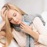 Простуда у беременной: что будет с ребенком