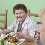 Детское ожирение - следствие стресса