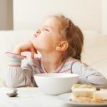 Сон малыша: как связан с питанием
