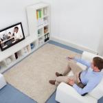 Просмотр спортивных передач частично заменяет тренировку