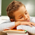 От чего зависит крепкий сон ребенка