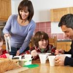Завтрак школьника: для развития математических способностей