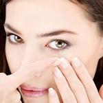 Линзы для больного глаукомой
