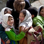 В Афганистане – полиомиелит