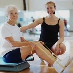 Физкультура для пожилых: показана умеренность