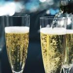 Такое традиционное новогоднее шампанское