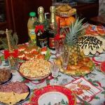 Новогоднее застолье: не стоит переедать
