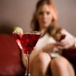 Спиртное - первый враг диеты
