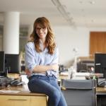Женщинам: чаще вставайте со стула