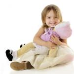 Не покупайте дочери куклу-анорексичку
