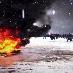 Дым горящих шин: в чем опасность