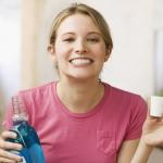 Полоскание рта: опасная химия