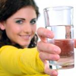 Связь воды  с диетами