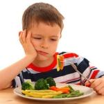 Как сделать, чтобы ребенок ел овощи
