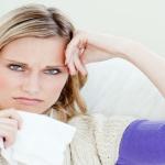 Простуда: почему ухудшается память