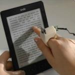 Слепому:средство облегчить чтение