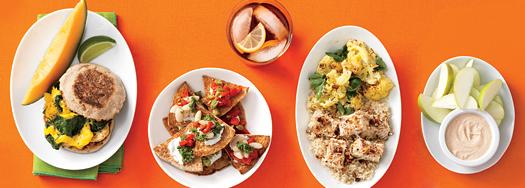 4 стол диета омлет