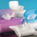 Здоровье ребенка: влажные салфетки небезопасны
