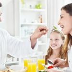 Чтобы сбросить вес, ешьте медленно