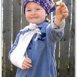 Детские переломы