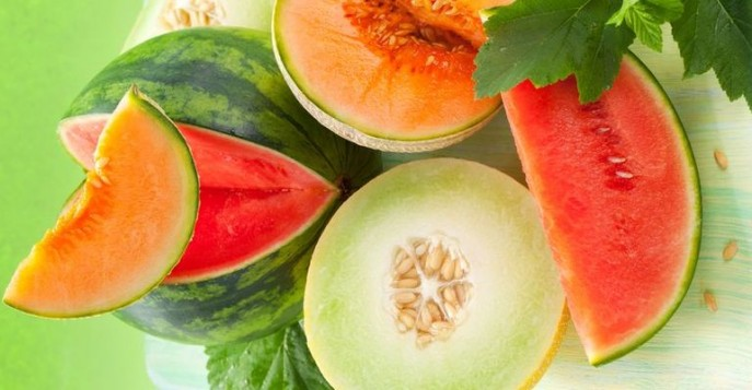 Чем полезны арбузы и дыни?   Еда и кулинария