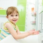 Как научить детей соблюдать правила чистоты? ВИДЕО