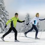 Почему стоит кататься на лыжах