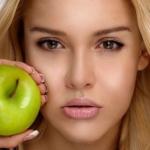 Неправильная диета приводит к старению кожи