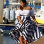 Как правильно купить платье большого размера, если вы маленького роста?