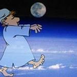 Лунатизм: история болезни