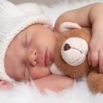 Как спит новорожденный