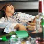 Если виной отравления - алкоголь